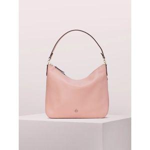 NWOT Kate Spade Polly Medium Shoulder Bag Pink